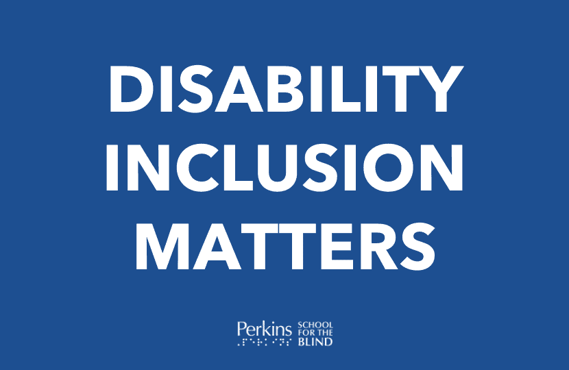 Disability Inclusion Matters