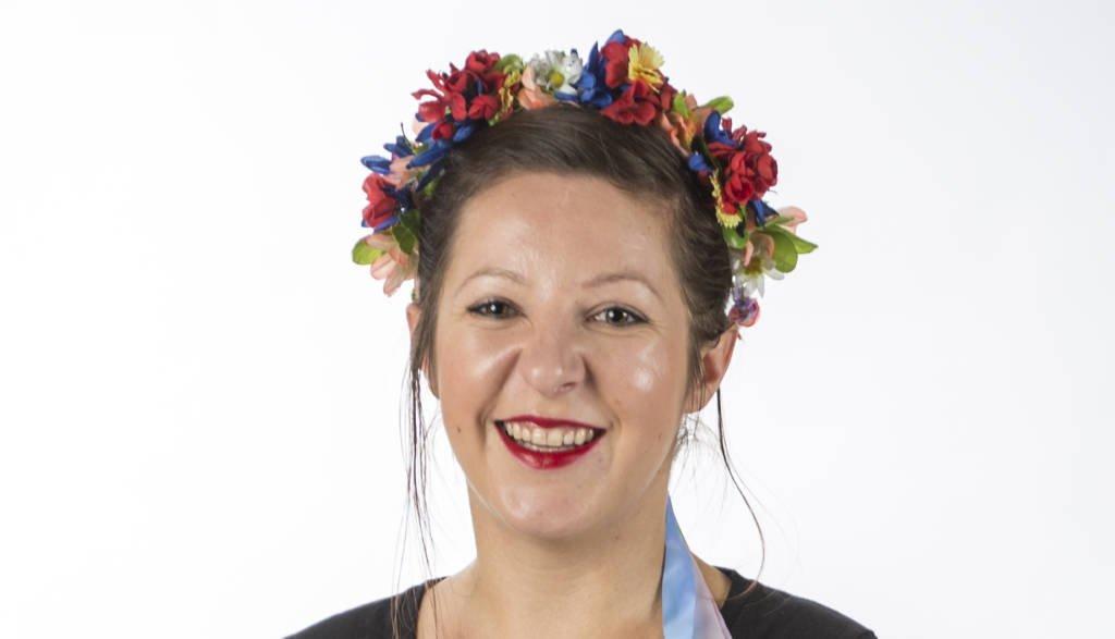 Headshot of Marta Luczkow
