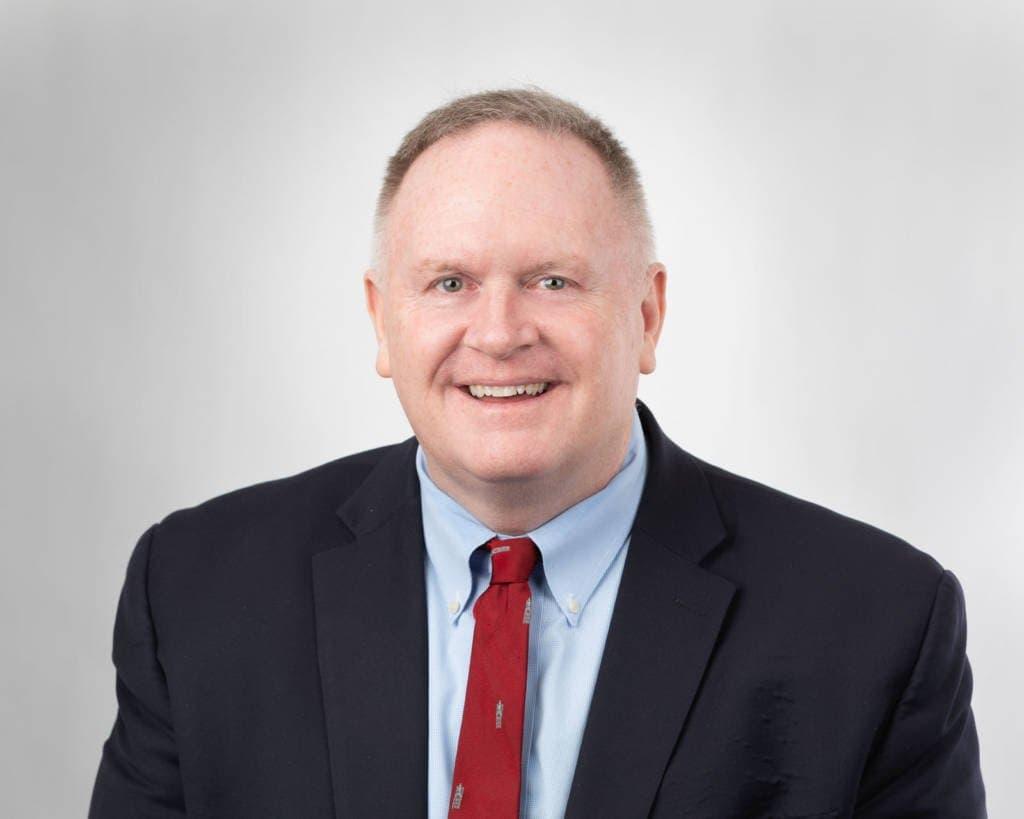 Headshot of Pat McCall