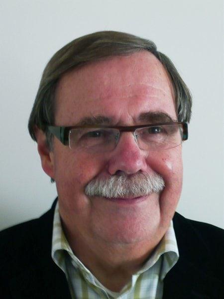 Headshot of Dr. Jan van Dijk