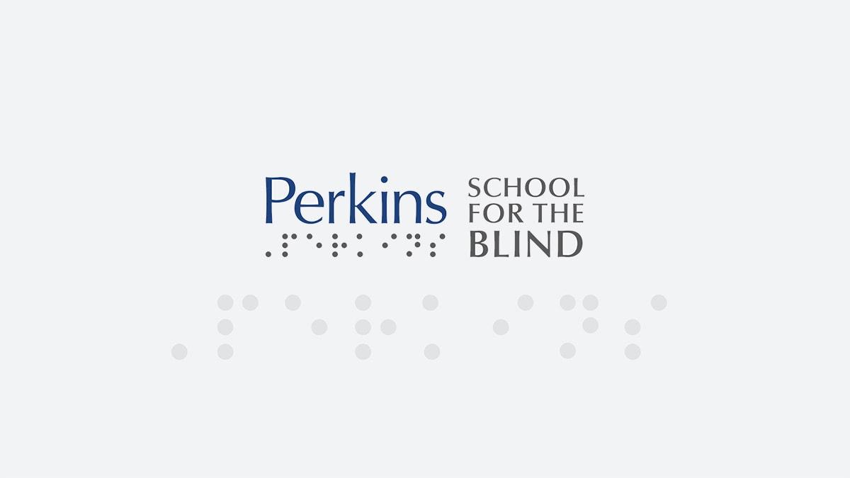 Perkins School for the Blind logo