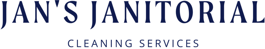 logo of jan's janitorial