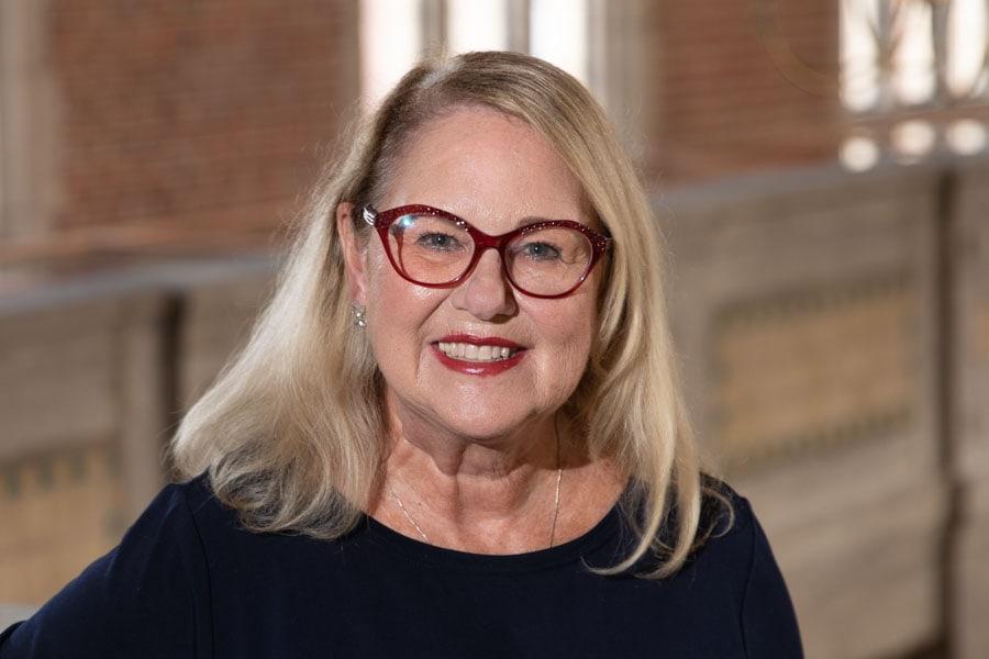 Headshot of Mary Zatta
