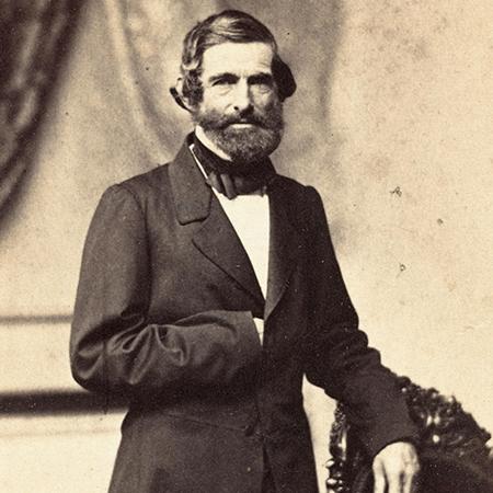 Samuel Gridley Howe Portrait
